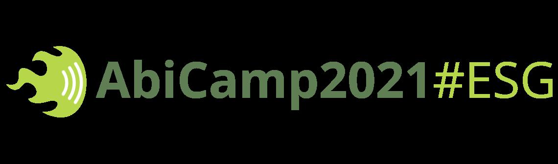 Logo AbiCamp2021#ESG