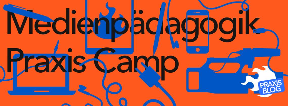 Logo Medienpädagogik Praxis Camp 2017