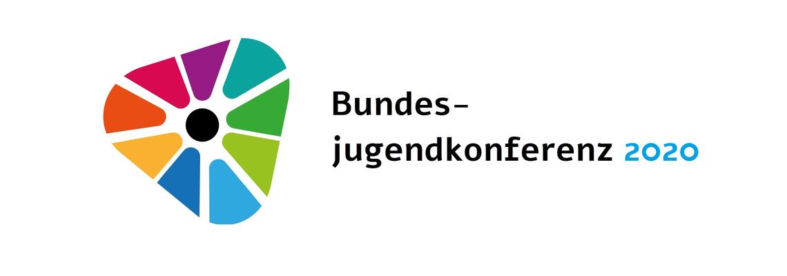 Logo Bundesjugendkonferenz 2020