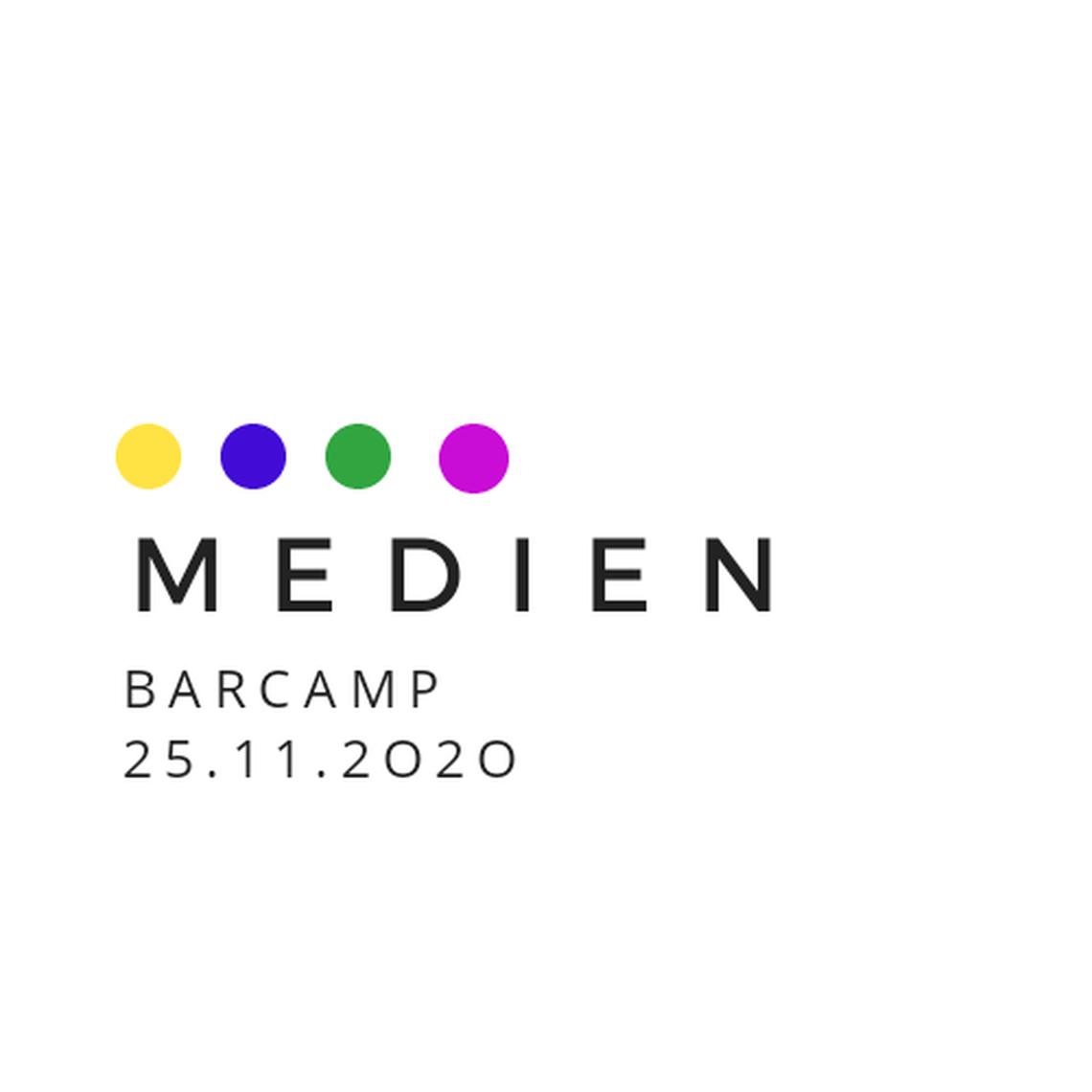 Logo Medienpädagogisches Barcamp Achim