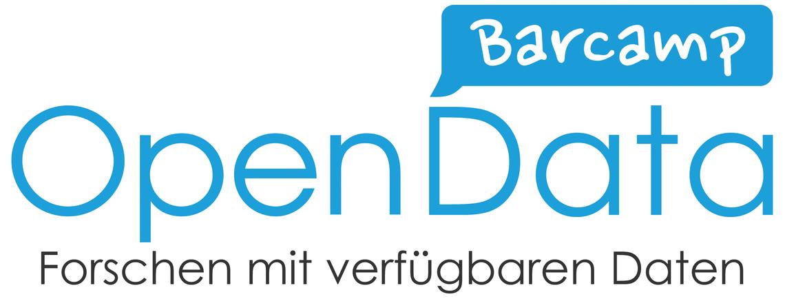 Logo Barcamp Open Data - Forschen mit verfügbaren Daten