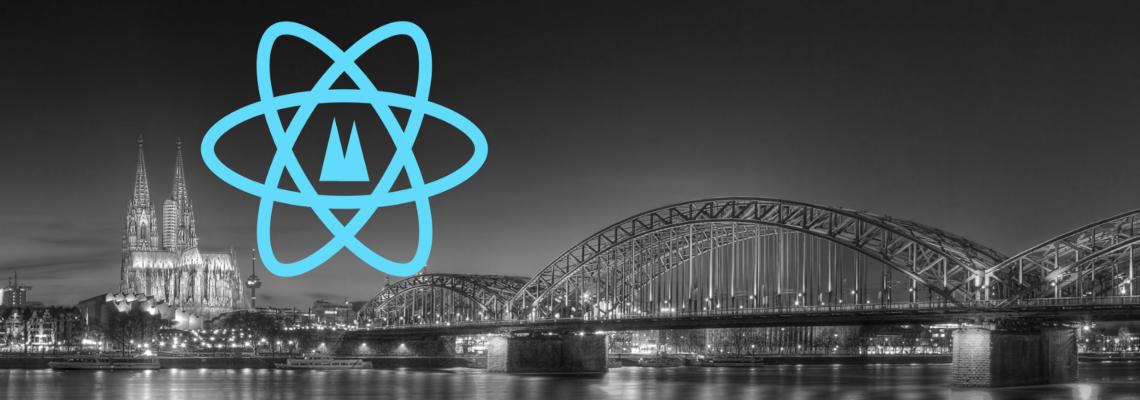 Logo React Barcamp Cologne 2020