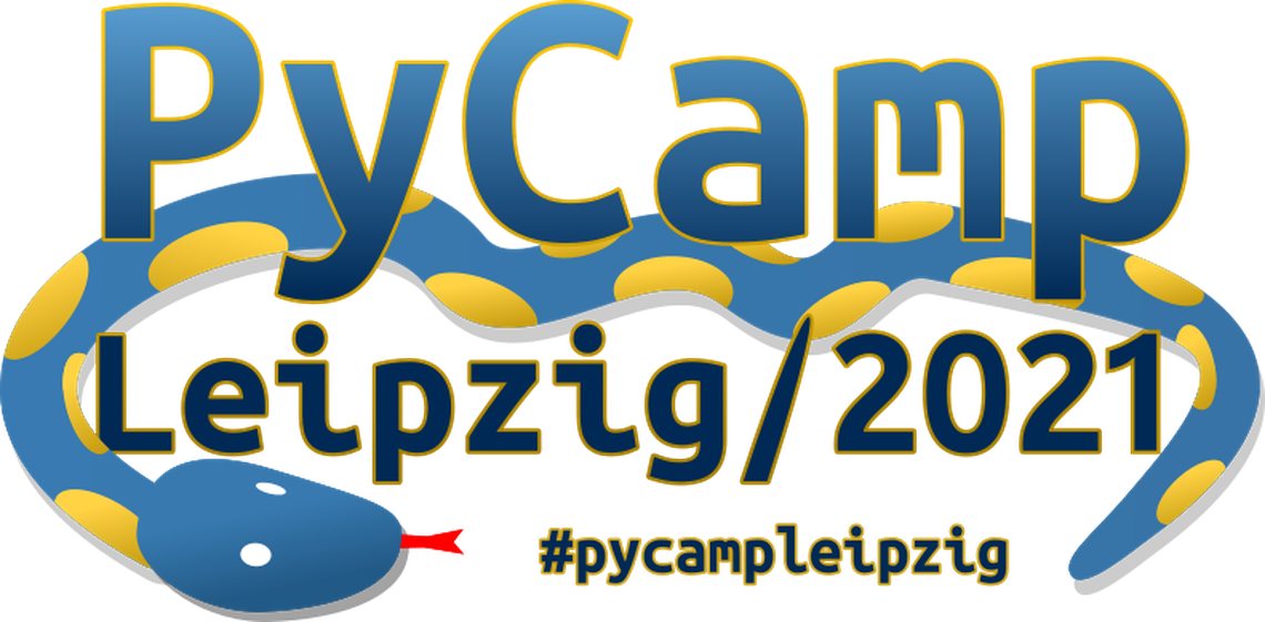 Logo PyCamp Leipzig 2021