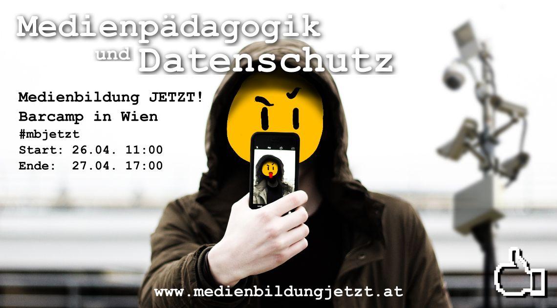 Logo Barcamp Medienbildung JETZT! 2018