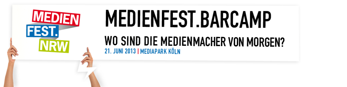 Logo Medienfest.Barcamp