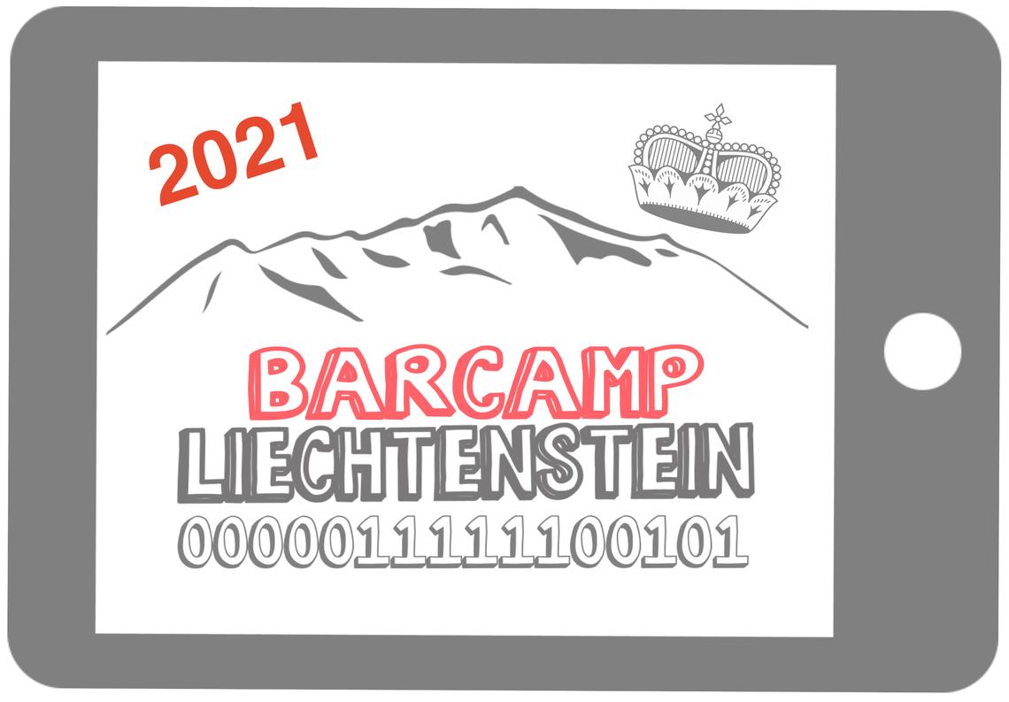 Logo BARCAMP 2021: DIgital und anALOG