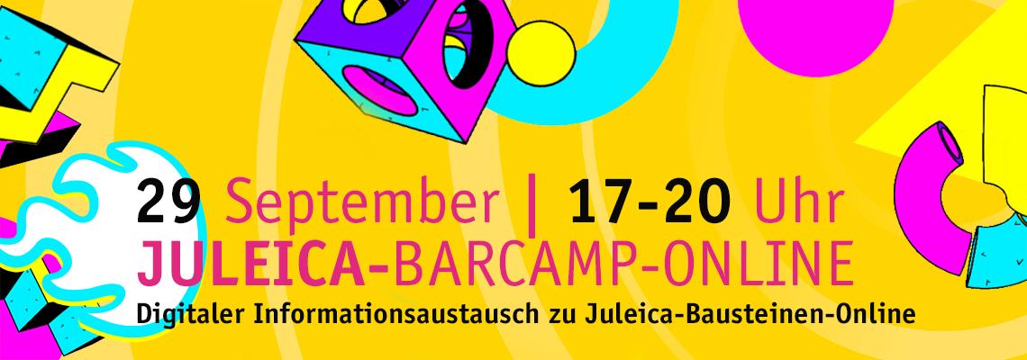 Logo JULEICA-BARCAMP-ONLINE