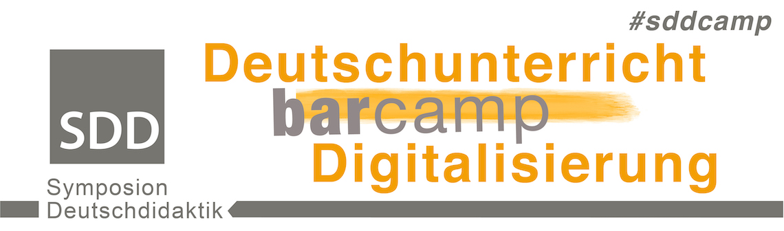 Logo Deutschunterricht und Digitalisierung – zwischen Skinner und K.I. | #SDDcamp