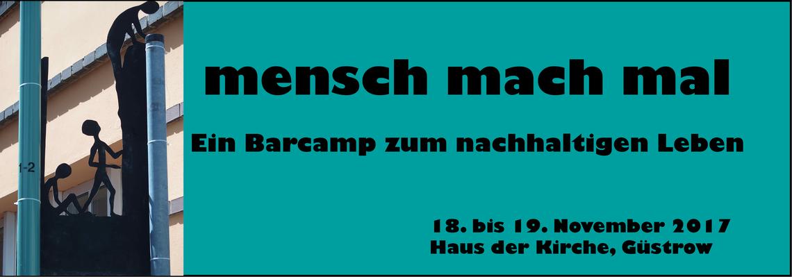 Logo mensch mach mal