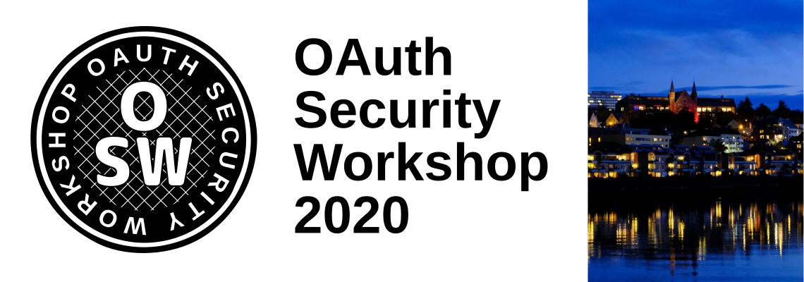 Logo OAuth Security Workshop 2020