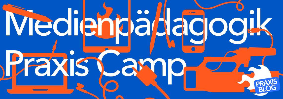 Logo Medienpädagogik Praxis Camp
