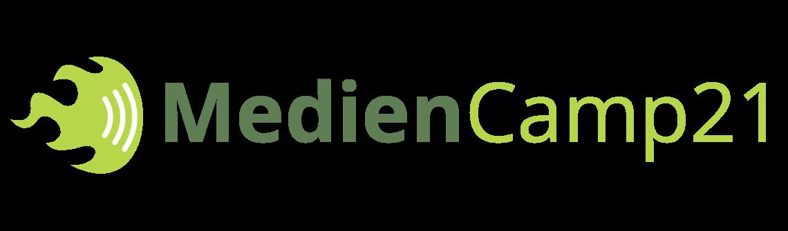 Logo MedienCamp21