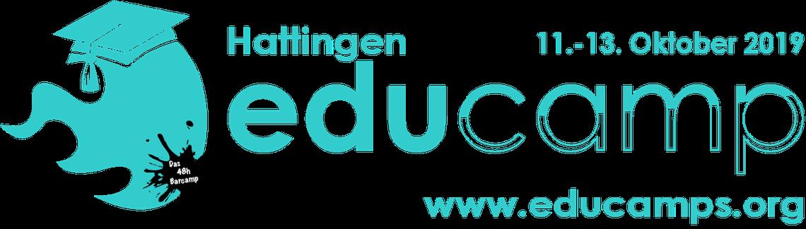 Logo EduCamp Hattingen 2019