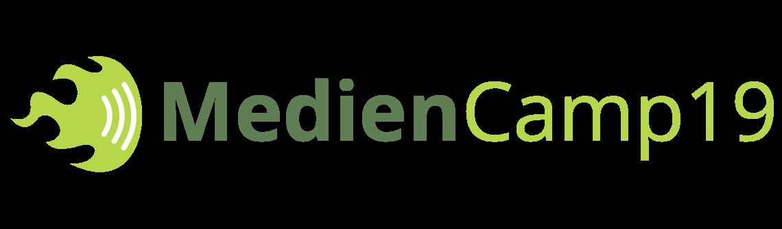 Logo MedienCamp19