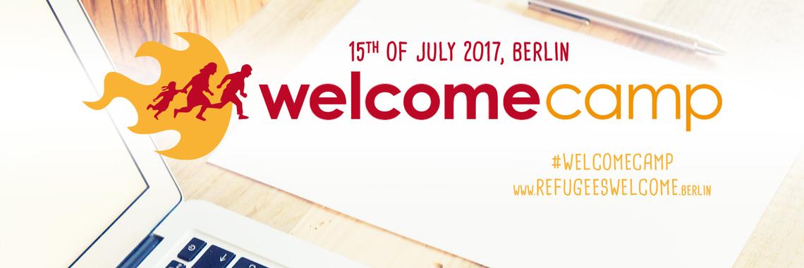 Logo WelcomeCamp Berlin