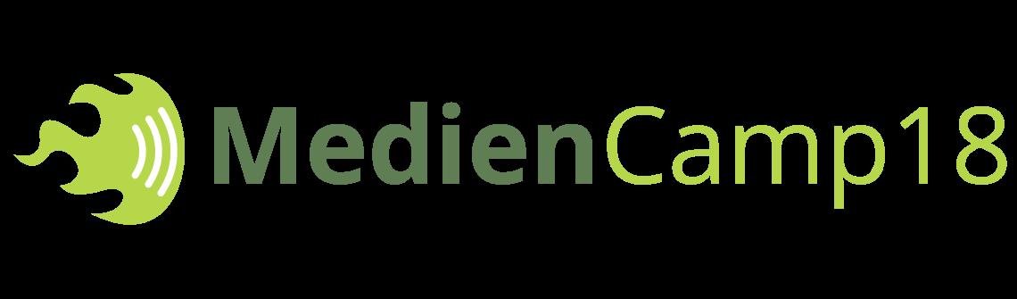 Logo MedienCamp18