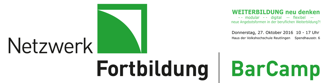 Logo Weiterbildung neu denken