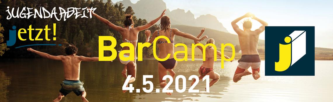 Logo Barcamp JugendarbeitJETZT - Sommer
