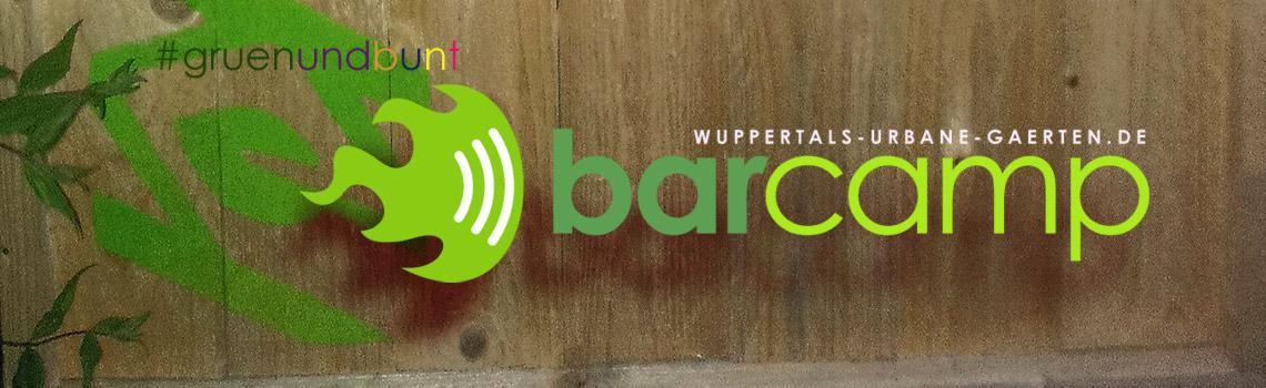 Logo Wuppertals Urbane Gärten 2019 - Bürgerbudget