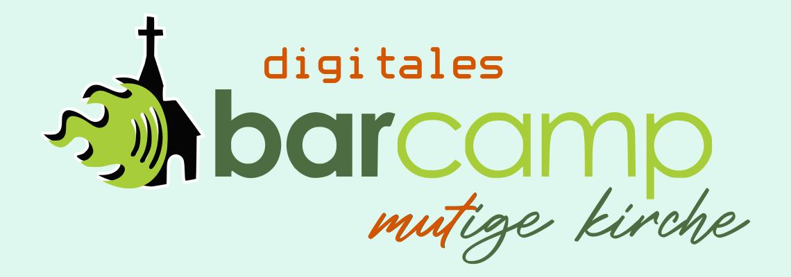 Logo Barcamp Mutige Kirche