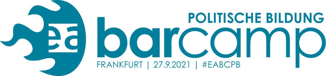 Logo BarCamp Politische Bildung 2021 - Online
