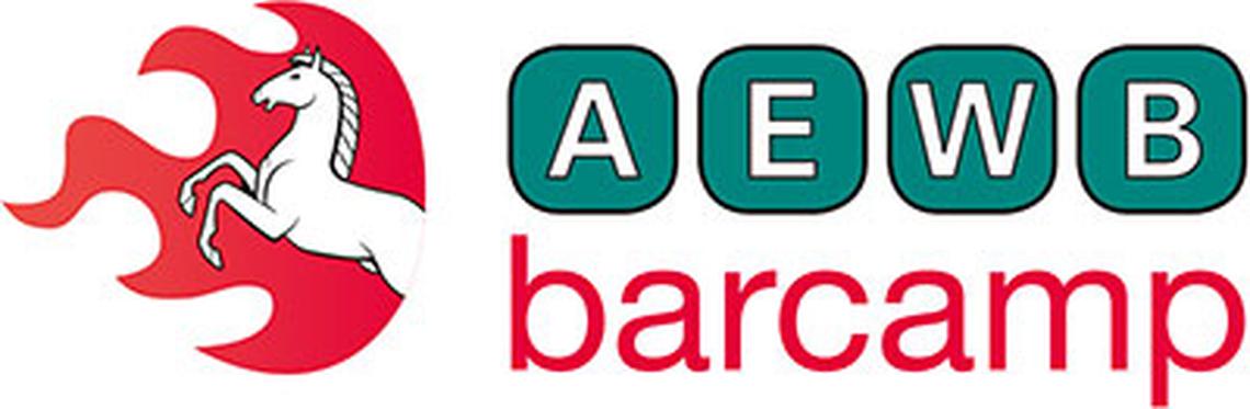 Logo BarCamp zur Offenen Hochschule Niedesachsen
