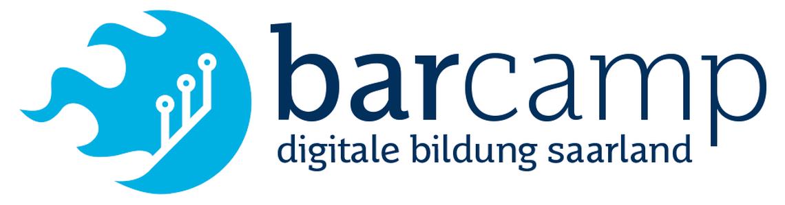 Logo Barcamp digitale Bildung Saarland – Medienbildung und Digitalisierung von Schulen