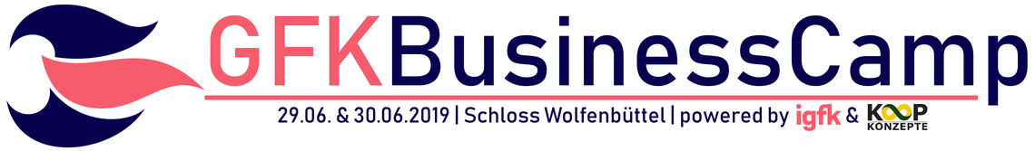 Logo GFKBusinessCamp19