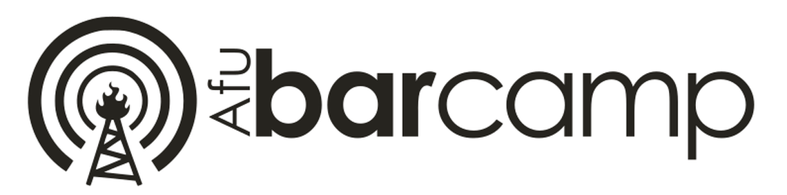 Logo AfuBarcamp 2020 online (Amateurfunk)