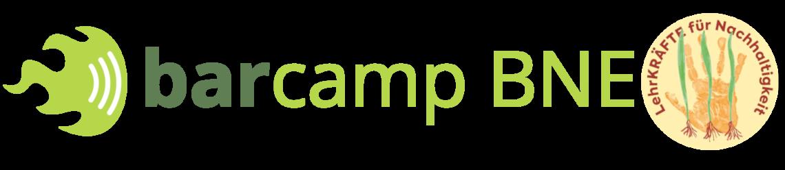 Logo LehrKRÄFTE für Nachhaltigkeit: BNE in der (Aus-)Bildung