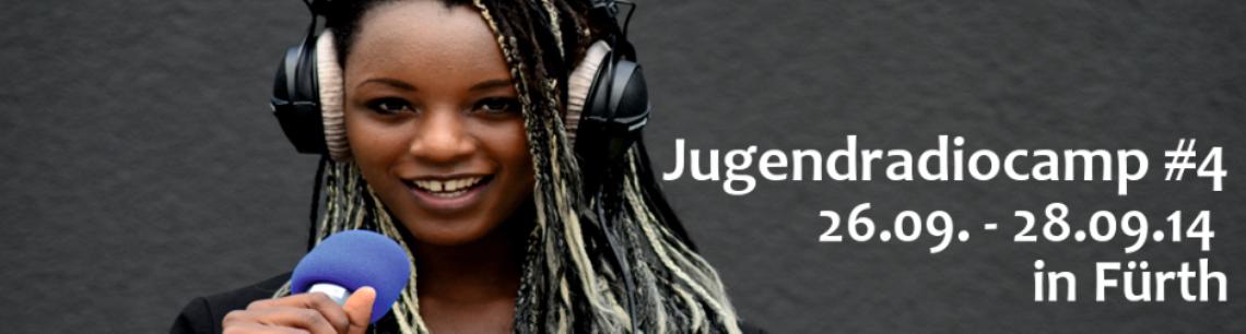 Logo JugendradioBarCamp