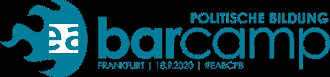 Logo BarCamp Politische Bildung 2020 - jetzt online