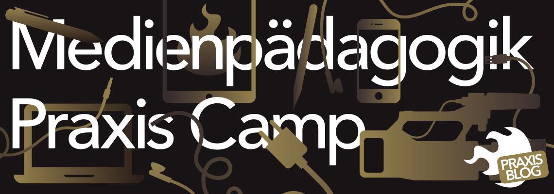Logo Medienpädagogik Praxis Camp 2020