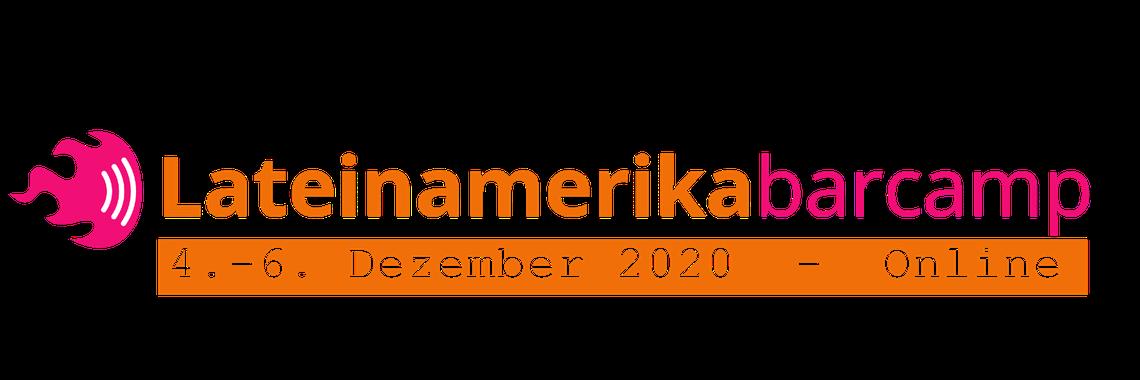 Logo Barcamp Lateinamerika (On-line)