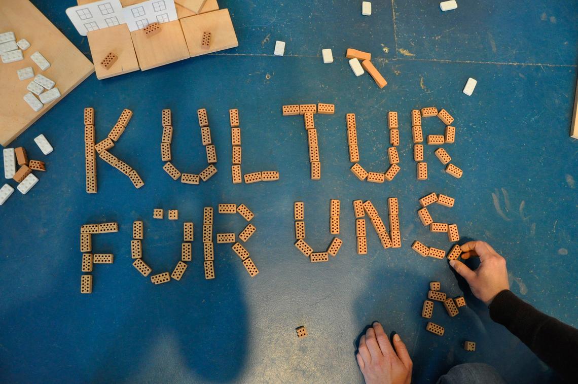 Logo KOFO: Koordinierungsforum Kulturelle Bildung