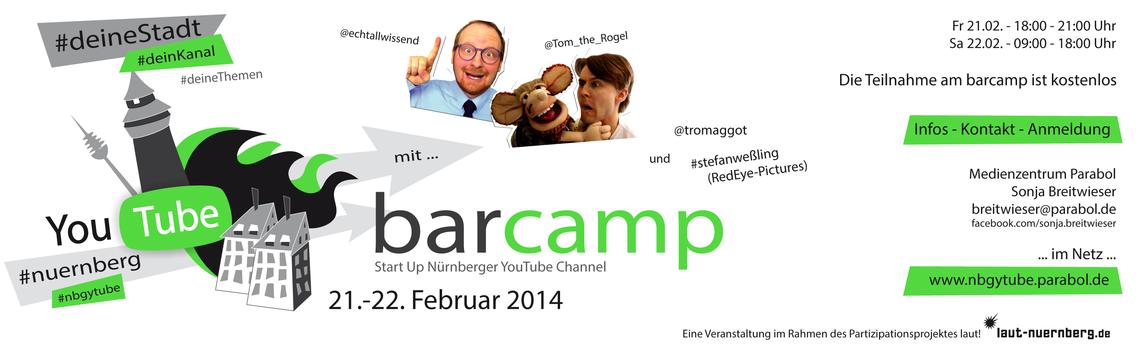 Logo Start Up Nürnberger YouTube Channel
