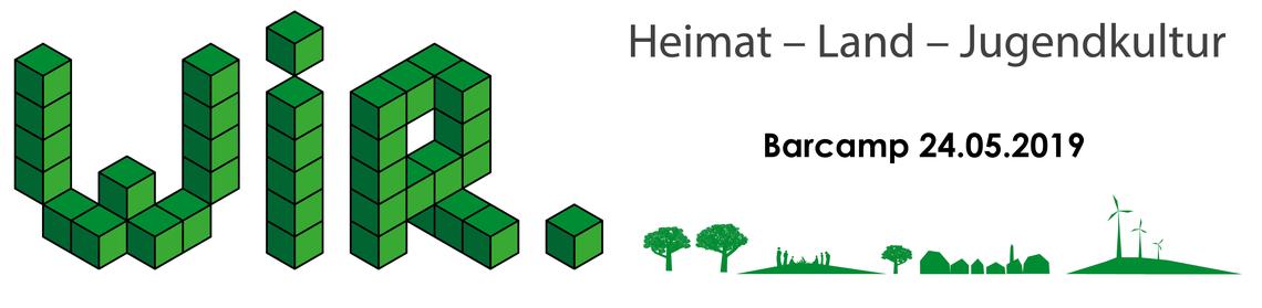 Logo WIR.Heimat- Land- Jugendkultur