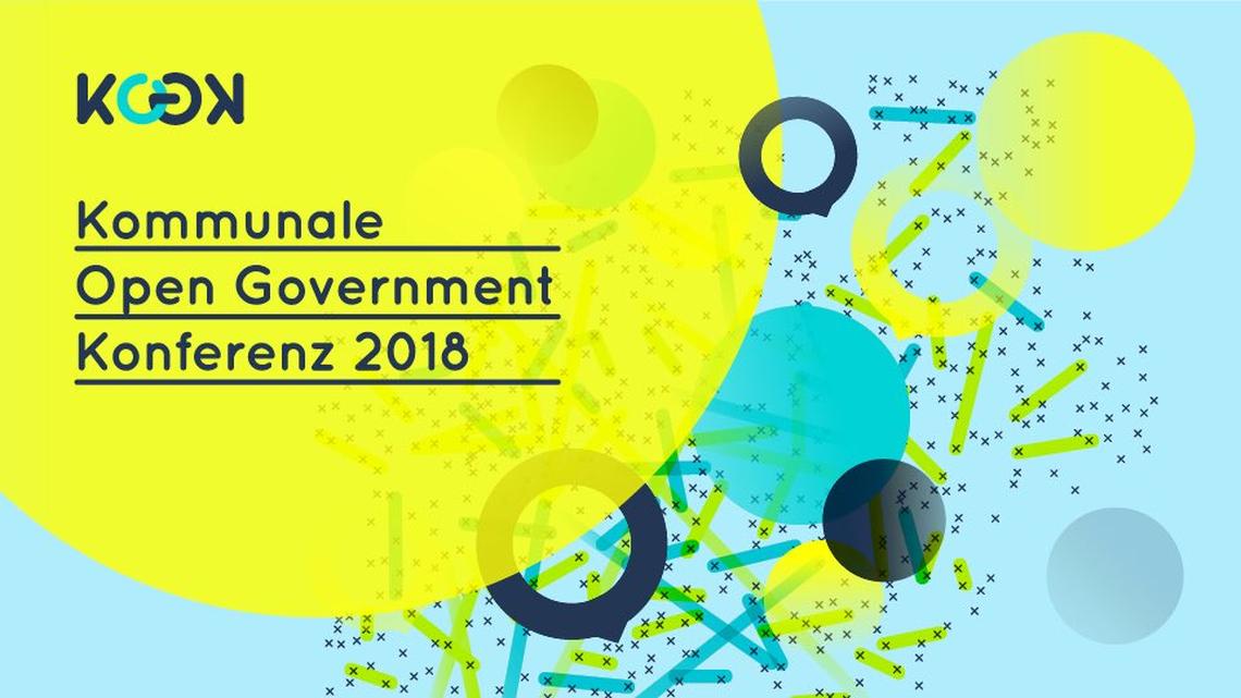 Logo Kommunale Open Government Konferenz