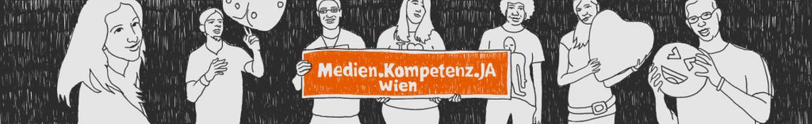 Logo Barcamp Medien.Kompetenz.JA
