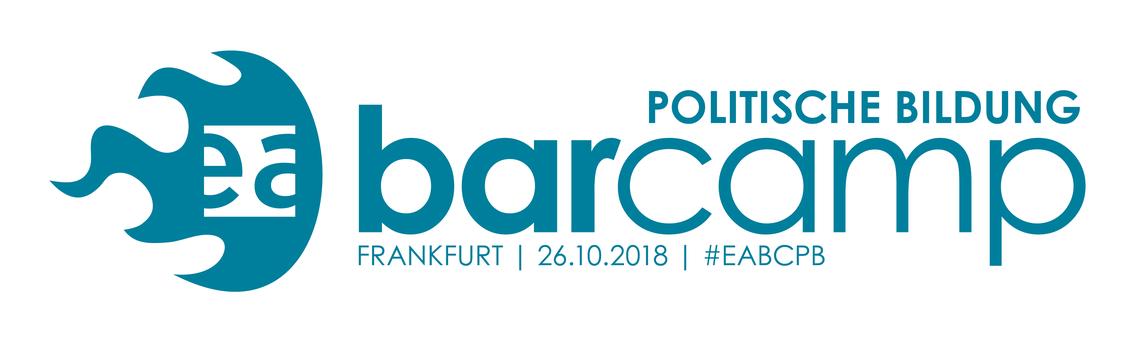 Logo BarCamp Politische Bildung in Frankfurt 2018