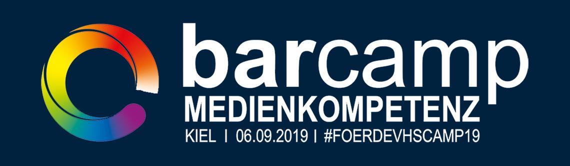 Logo Barcamp Medienkompetenz