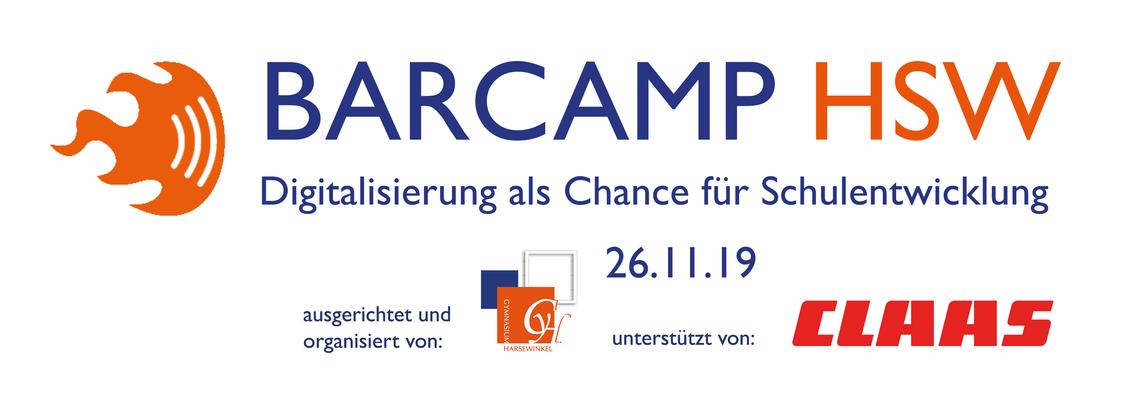Logo Barcamp HSW Herbst 2019