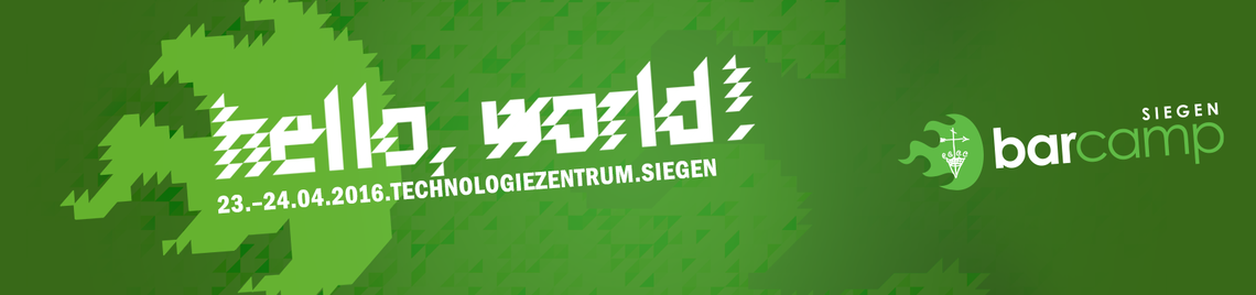 Logo Barcamp Siegen