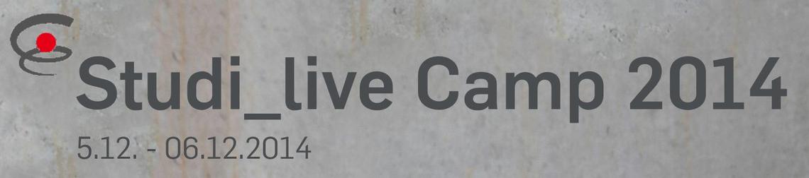 Logo Studi_live Camp 2014