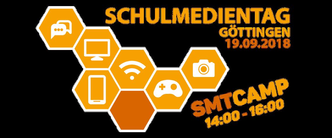 Logo Schulmedientag Göttingen 2018
