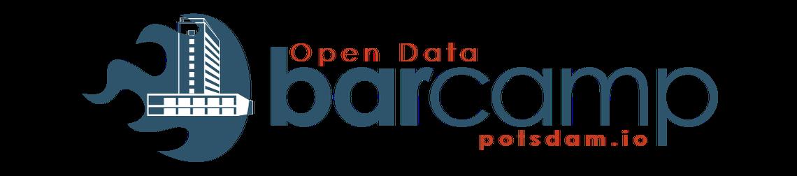 Logo Potsdam.io - Open Data Barcamp