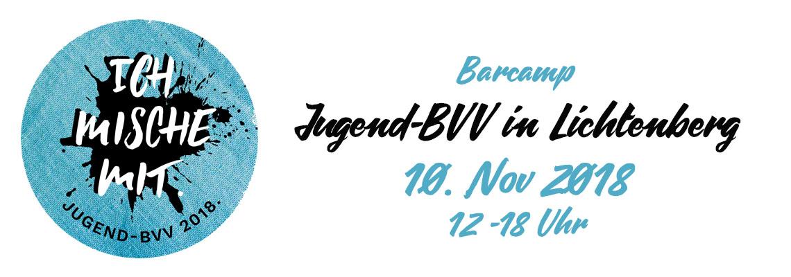 Logo Jugend-BVV in Lichtenberg