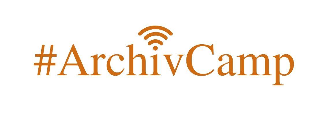 Logo ArchivCamp 2021