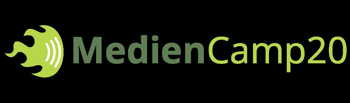 Logo MedienCamp20