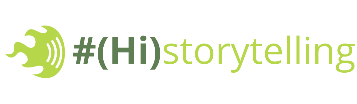 Logo (Hi)Storytelling: My History, Your History, Our History